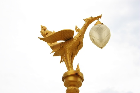 naga china: asia monster statue Stock Photo