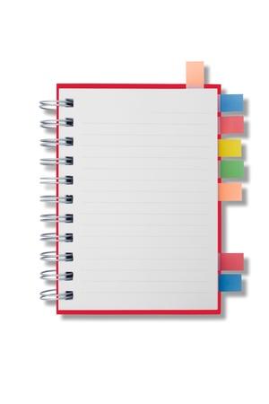 journal intime: Ordinateur portable mini page vierge et tag pour distinct III