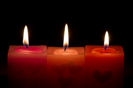 Candle Stock Photo - 9359652