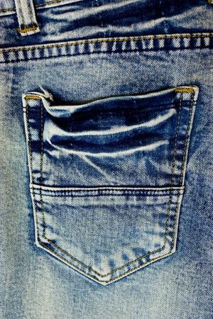 worn jeans: Jean texture