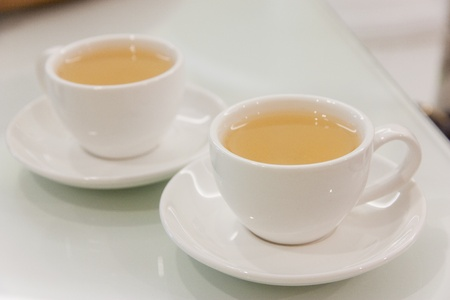 A cup of tea photo