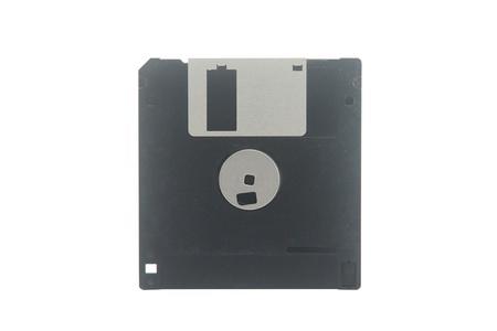 The old compack disc photo