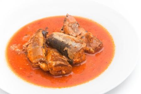 sardinas: Conservas de pescado es uno de los alimentos m�s favorito