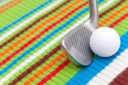 golf equipment photo