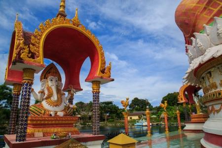 Ganesha, seigneur de succès sur Koh Samui, Thaïlande