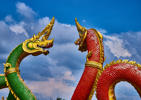 thaiart: King of Nagas