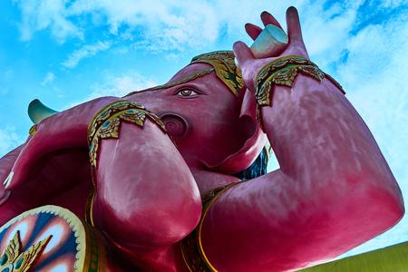 thaiart: Ganesha Shrine