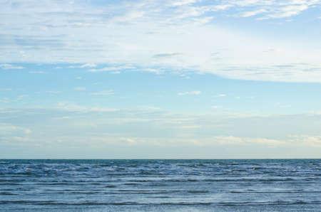 roomy: Sea Skyline
