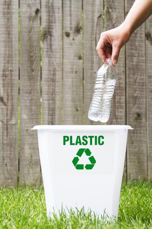 Recycling Water Bottle