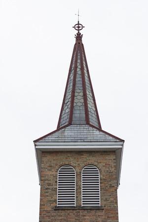 Church Steeple Building