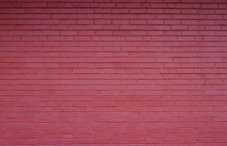 Red Brick wall 写真素材