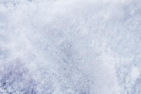 Snow ice background