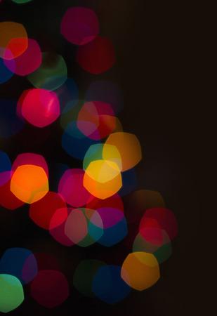 Colorful Defocused Background