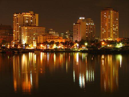 Manila Bay Skyline 3