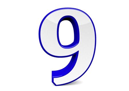 big blue number