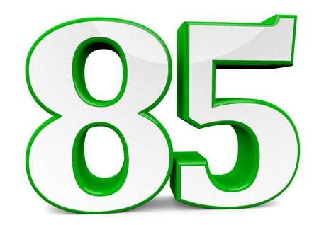 big green number 85