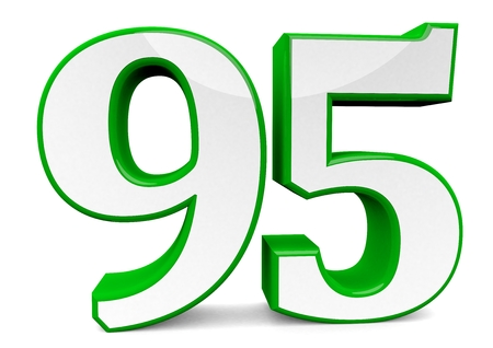 big green number 95