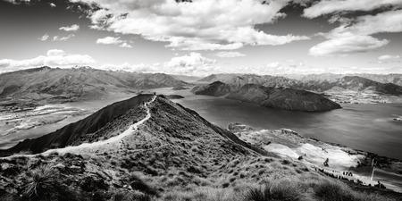 Roys Peak Stok Fotoğraf