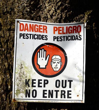 Gevaar Pesticiden
