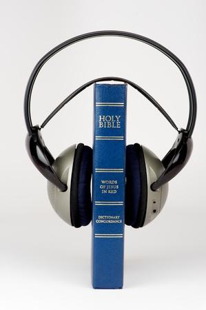 audio book: Audio Bible