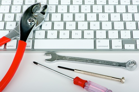 IT Repair Close up Stock Photo - 11788135