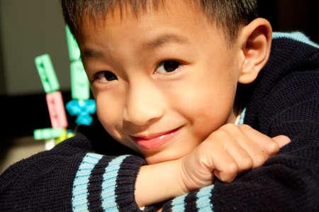 chłopięctwo: ChÅ'opiec Smile