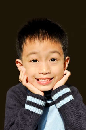 Smile boy Stock Photo - 8991677