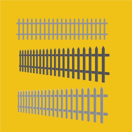 Fence Picket Vector