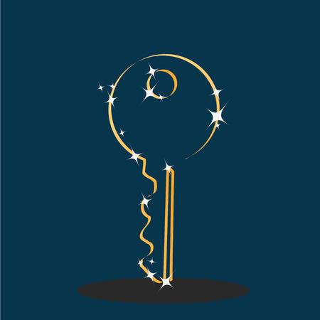 golden key: golden key of success