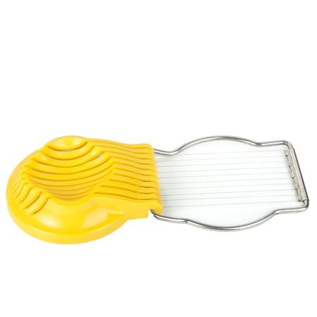 slicer: isolated egg slicer