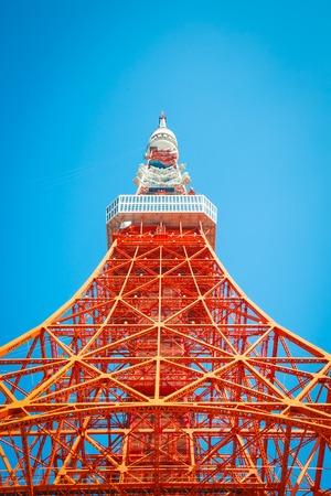 symbolic: Tokyo Tower Editorial