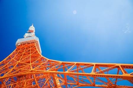 Tokyo Tower Editorial