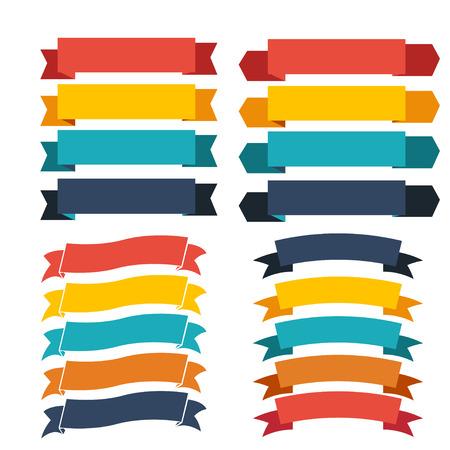 Iconos de la cinta Foto de archivo - 40496917