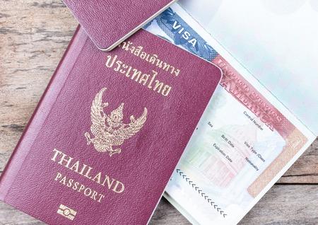passeport: les passeports et les visas