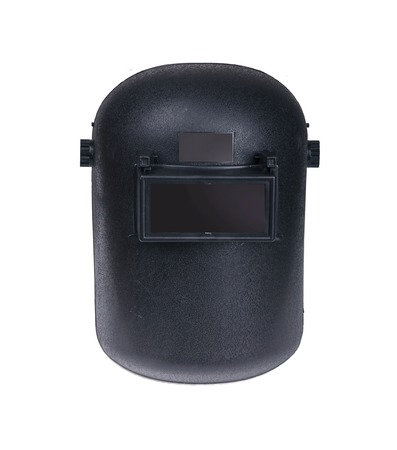 welding mask: Welding mask on white background