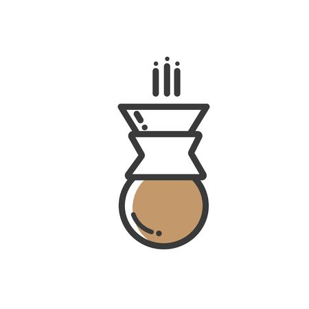 coffee icons  line design. For restaurant menus, interior decorations, stationery, business cards, brand design, websites etc