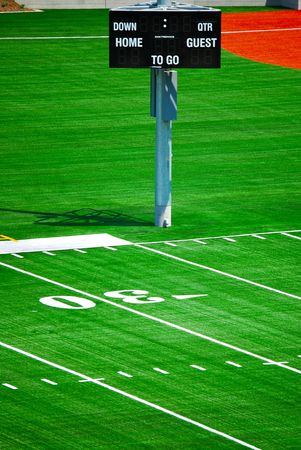 this is a shot of a sports field