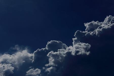 An abstract cloud design.