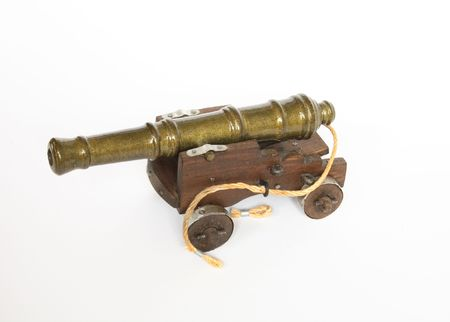 old cannon Stock Photo - 1830818