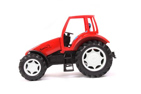 rosso trattore