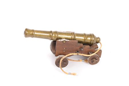 model of cannon Stock Photo - 1830892