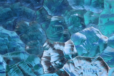 abstract blue background look like water texture Stock Photo - 5338003