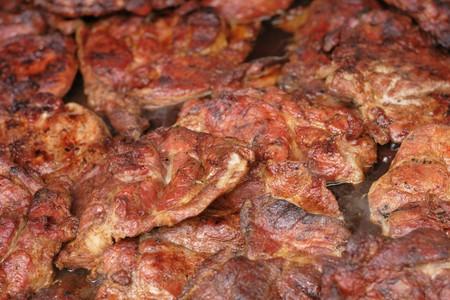 nice food: fresh steaks as very nice food background