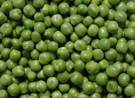 nice food: green pea as very nice food background Фото со стока