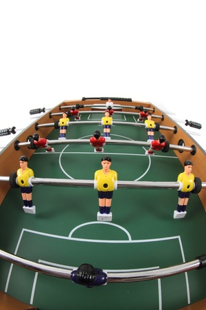 gridiron: table soccer game as very nice sport background