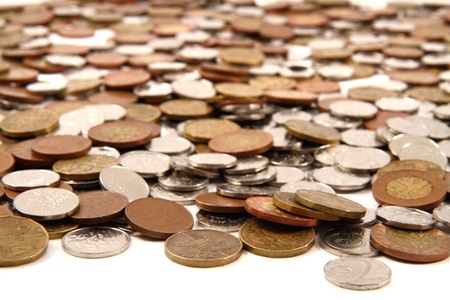 czech money as nice money and financial background Stock Photo - 13560039
