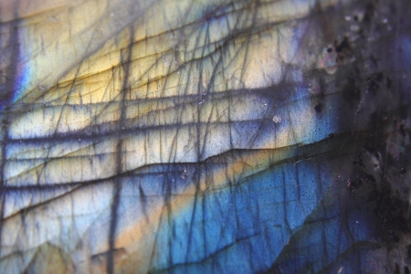 labradorite: labradorite as very nice blue mineral background