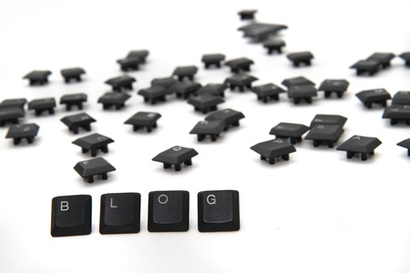 function key: blog from alphabet, signs, numbers, keyboard keys