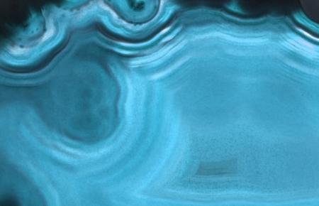 blue agate gem background  macro, detail  as mineral texture Banque d'images