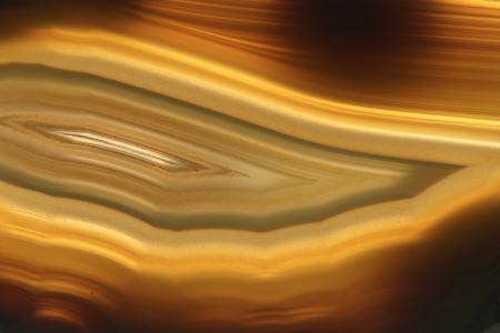 茶色瑪瑙宝石背景マクロ、鉱物テクスチャとして詳細 写真素材